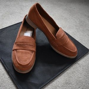 NWT American Eagle by Payless Brown Loafer 7.5